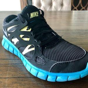 NIKE Free Women's Running Shoe - Size 5.5
